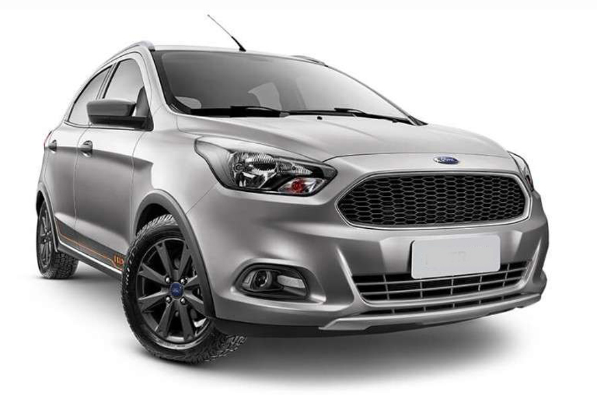 Ford To Unveil Figo Based Cross Hatch On January  Called The Ford Freestyle Autocar India