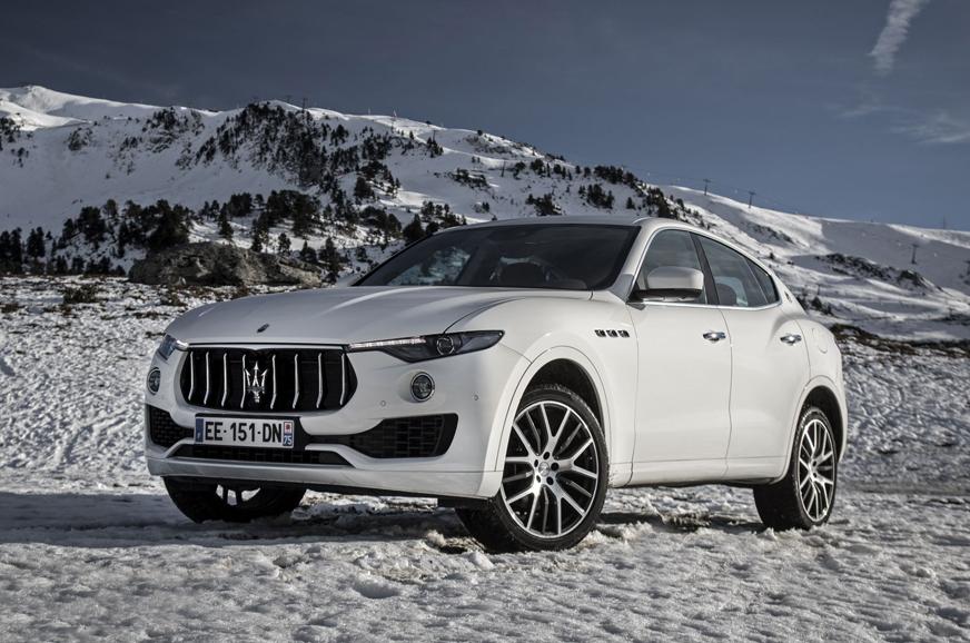 2018 Maserati Levante price, variants, equipment, design, details, engine, transmission and more ...