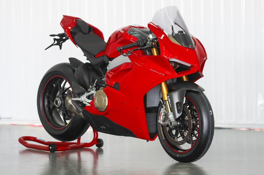 Ducati Panigale V Details