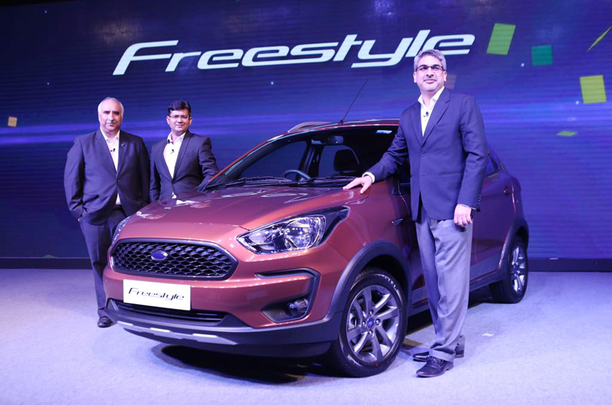 2018 Ford Freestyle Cross Hatch Revealed Expected Launch