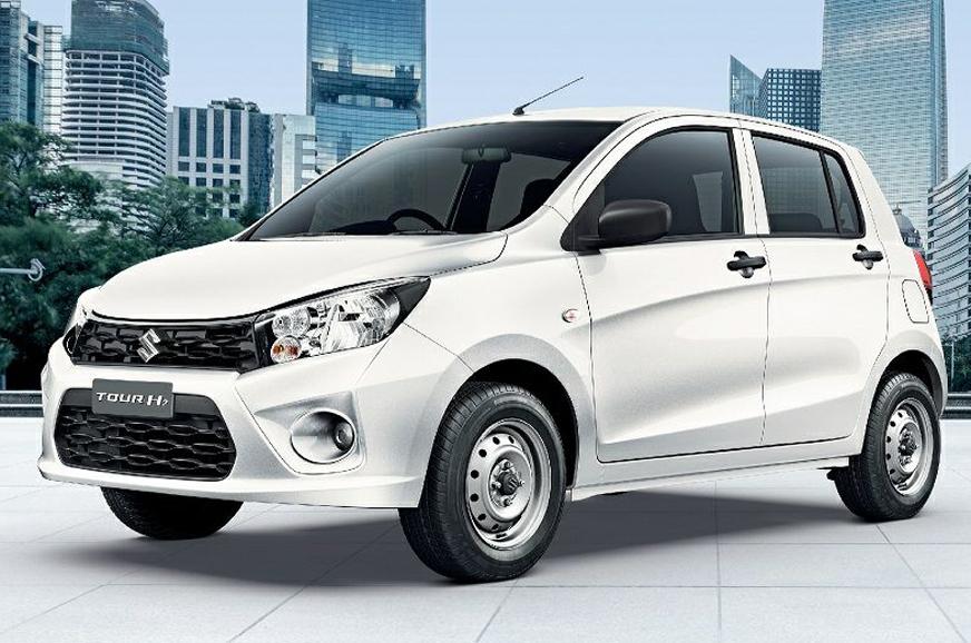 Maruti Suzuki Celerio Tour H2 Launch Price Variant