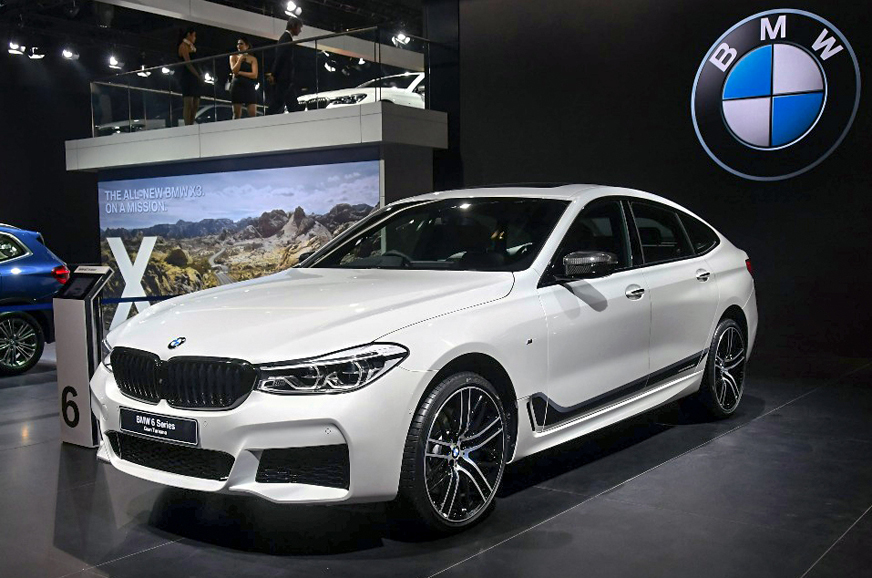 Auto Expo 2018: BMW 6-series GT launched in India ...