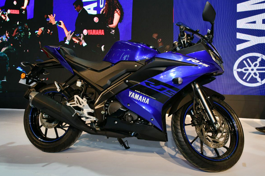 Yamaha R V Launch Date In India