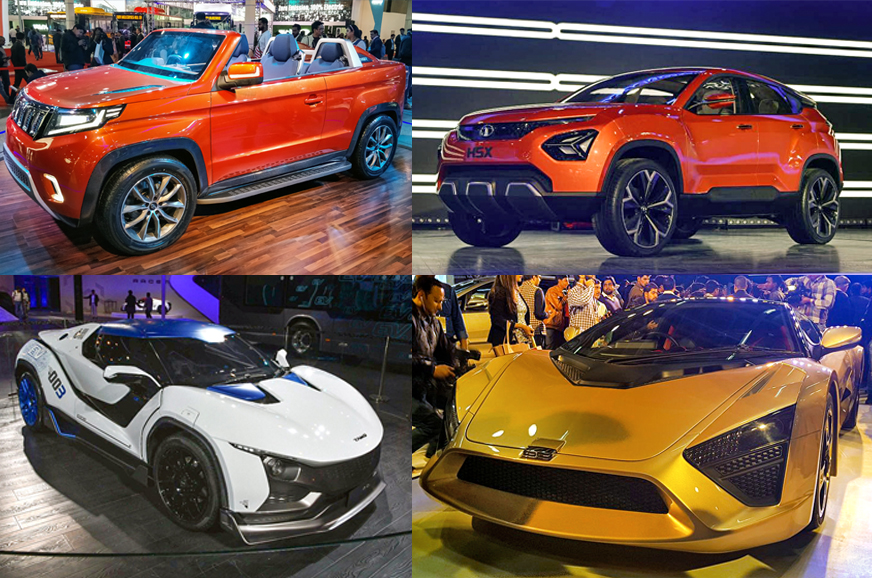 Auto Expo 2018: Best cars on display, new car launches ...