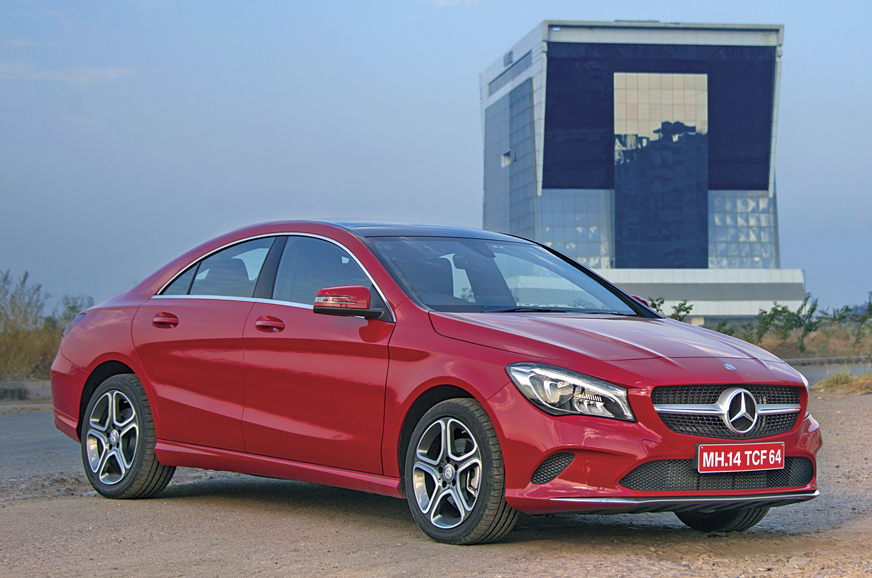 CLA could be replaced with next-gen model or A-class sedan in India