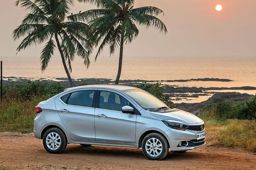 2017 Tata Tigor Long Term Review Second Report Autocar
