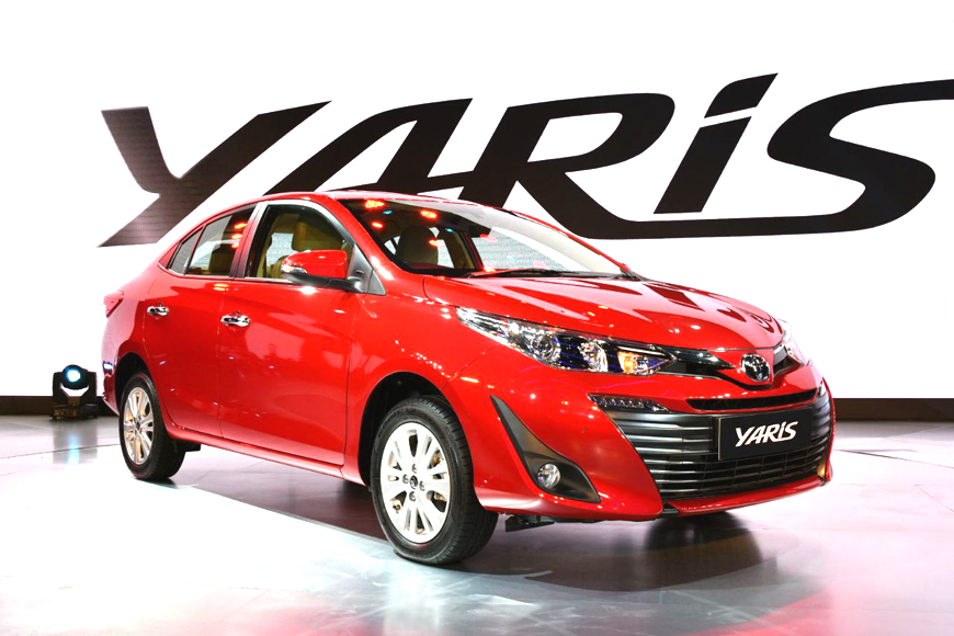 toyota yaris may not get diesel option at all autocar india. Black Bedroom Furniture Sets. Home Design Ideas