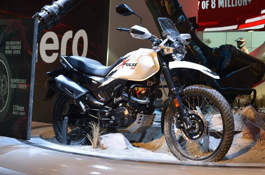 2018 hero xpulse 200 concept motorcycle  5 things you need