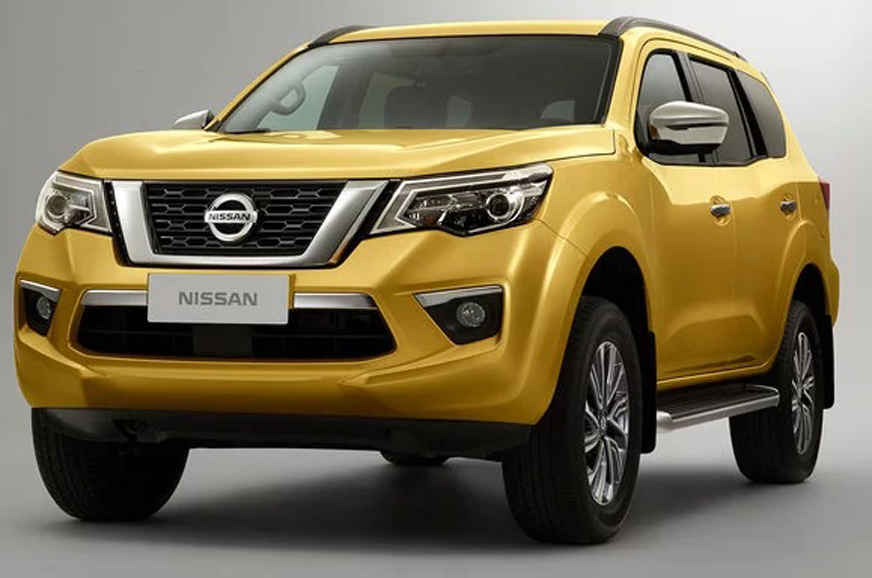 New Nissan Terra SUV officially revealed - Autocar India