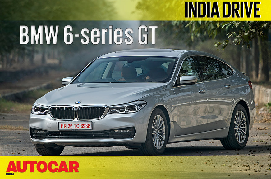 2018 Bmw 6 Series Gt India Video Review Autocar India