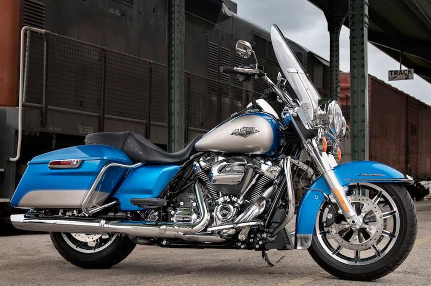 Harley Davidson 2018 Road King >> Harley-Davidson lowers prices after customs duty drop - Autocar India