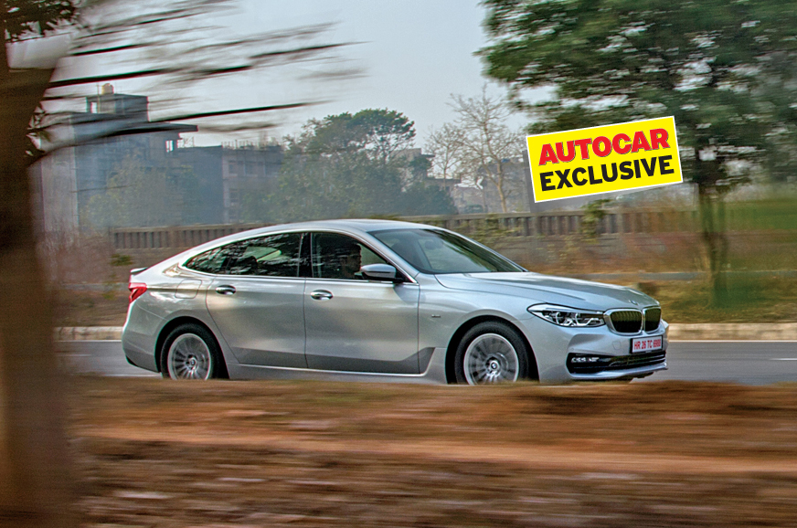 2018 Bmw 6 Series Gt India Review Test Drive Autocar India
