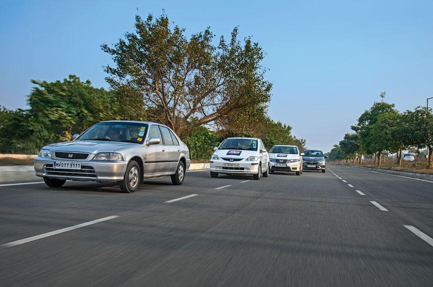 A City Quartet: Road Trip