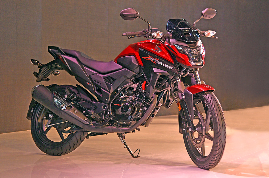 2018 Honda X Blade 160 Launched In India At Rs 78 500