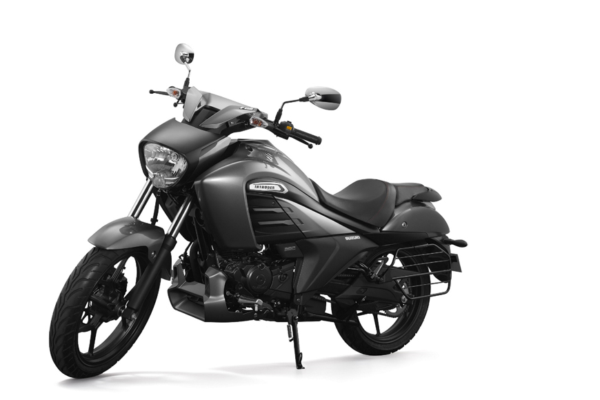 2018 Suzuki Intruder Fi Launched At Rs 1 07 Lakh Autocar