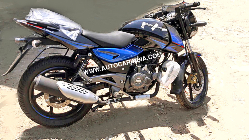 2018 bajaj pulsar 150 launched at rs 91 147 on road mumbai