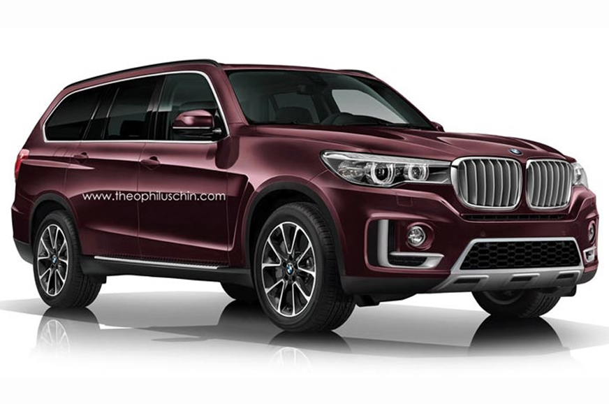 Bmw X7 In India Bmw X7 Price In India Launch Date Images