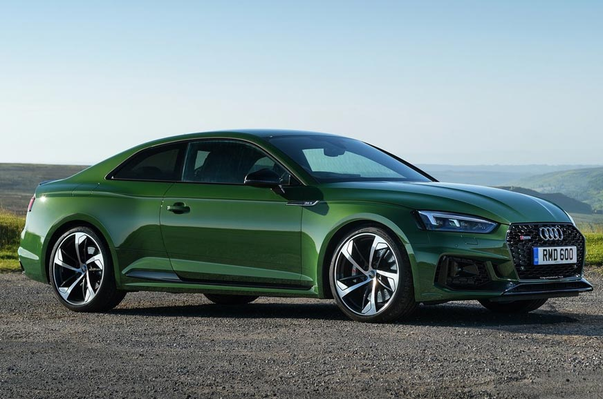 audi rs sports coupe india launch  april  autocar india