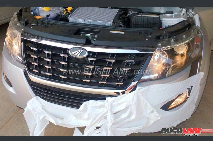 2018 Mahindra Xuv500 Facelift Details Revealed Launch In