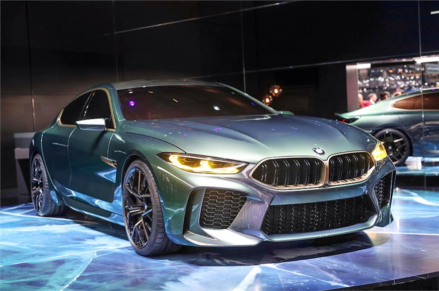 Bmw 8 Series To Be Revealed On Eve Of 2018 Le Mans 24 Hours Autocar India