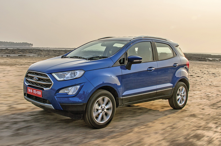 ford ecosport gets more features prices hiked autocar india