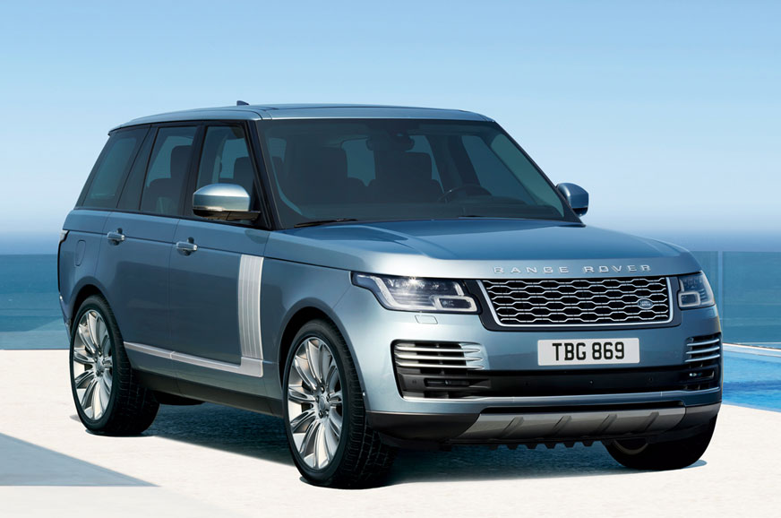 2018 Land Rover Range Rover Range Rover Sport Bookings