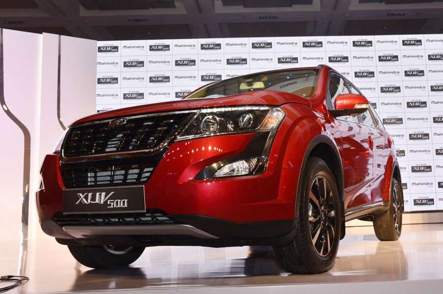 New Mahindra Xuv500 Facelift Price Variants Explained