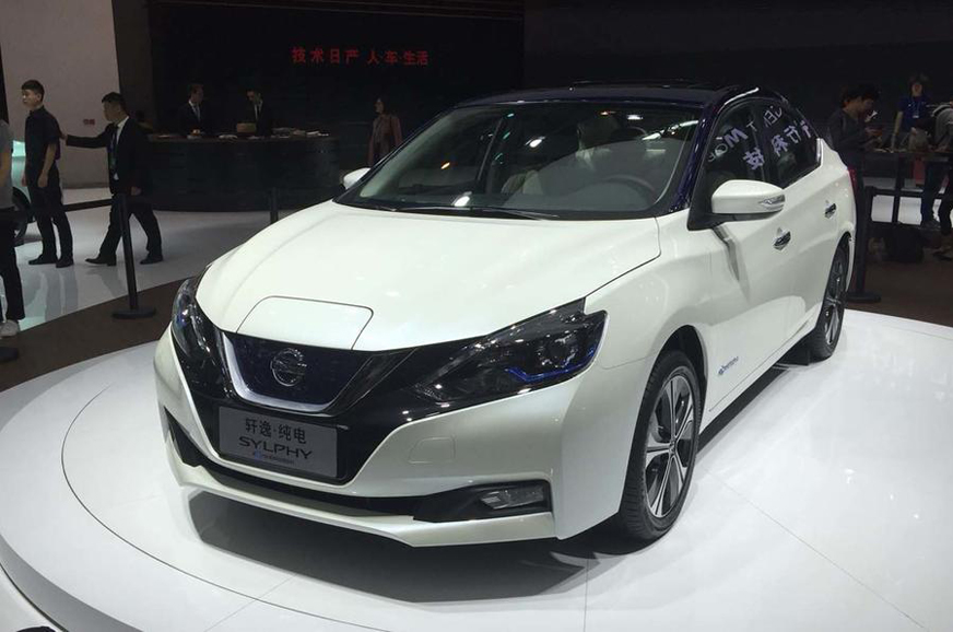 Nissan Sylphy Zero Emission unveiled - Autocar India