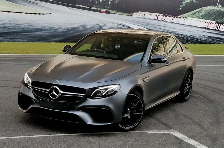 2018 mercedes amg e 63 s 4matic launched at rs 1 5 crore. Black Bedroom Furniture Sets. Home Design Ideas