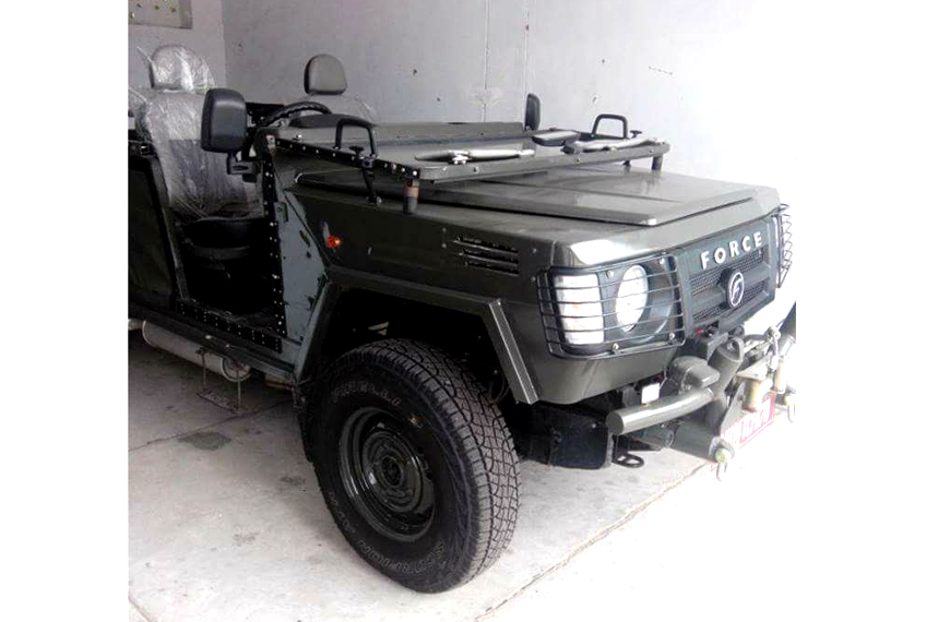 force motors to supply light strike vehicles to indian