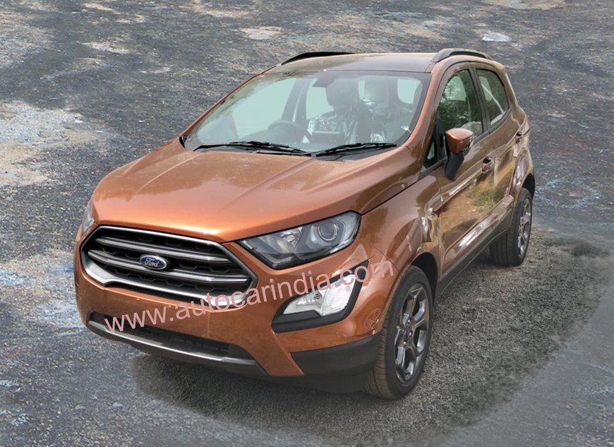 Ford Ecosport S Signature Edition Launched Prices Start At Rs