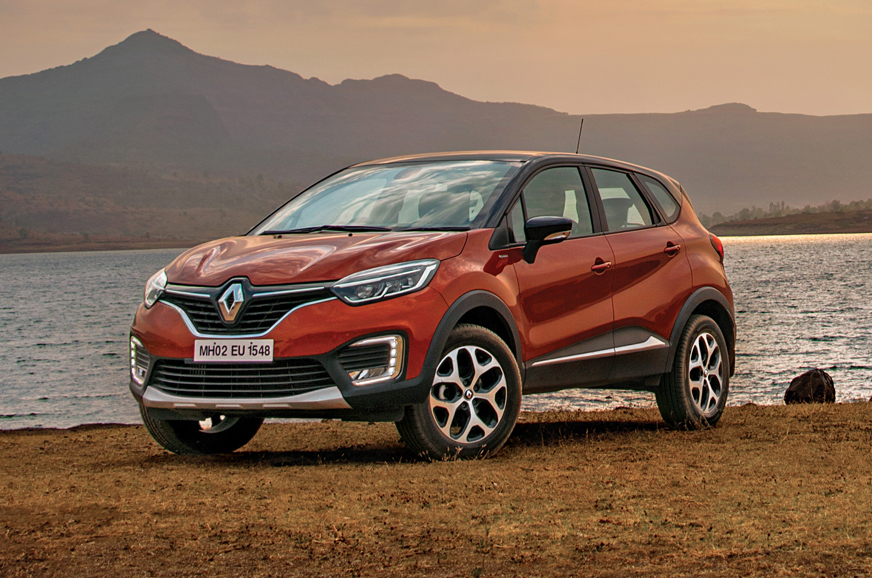 2018 renault captur long term review first report autocar india. Black Bedroom Furniture Sets. Home Design Ideas