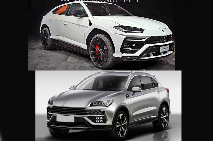 Lamborghini Urus Vs Range Rover >> Lamborghini Urus copied by Chinese carmaker - Autocar India