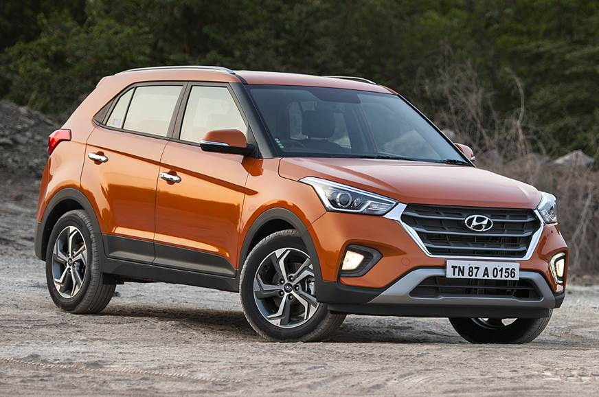 2018 Hyundai Creta SUV registers over 14,000 bookings ...