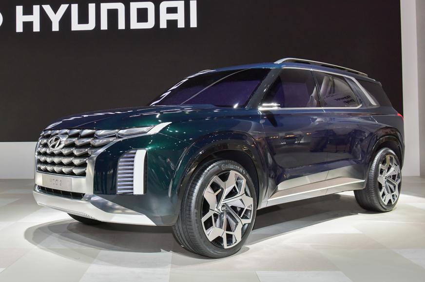 2018 Hyundai HDC-2 Grandmaster concept SUV unveiled ...