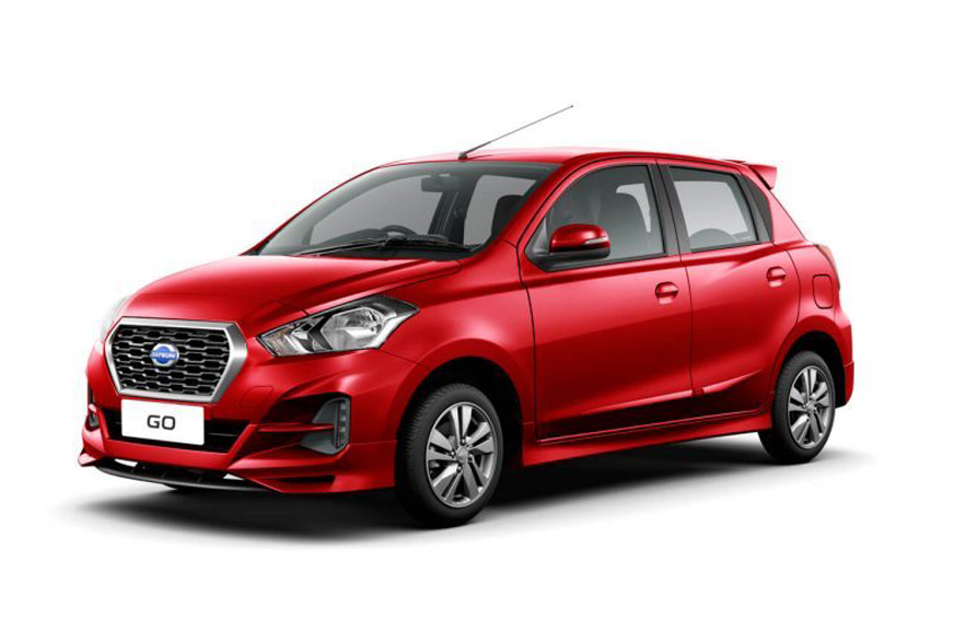 Datsun Go, Go+ facelift officially revealed, India launch ...
