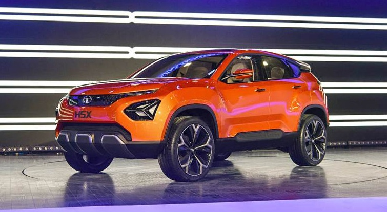 SCOOP! Market name for Tata H5X SUV to be 'Harrier ...