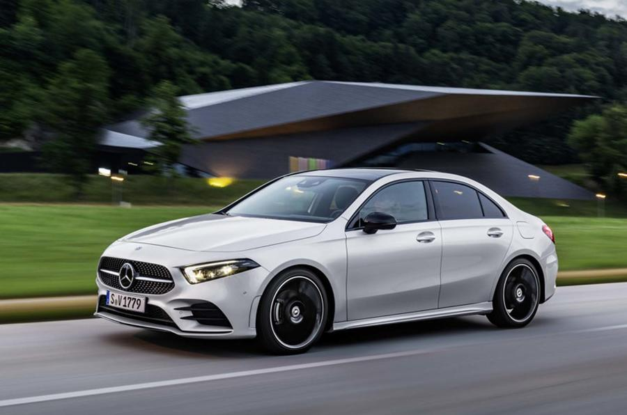 All-new Mercedes-Benz A-class sedan revealed