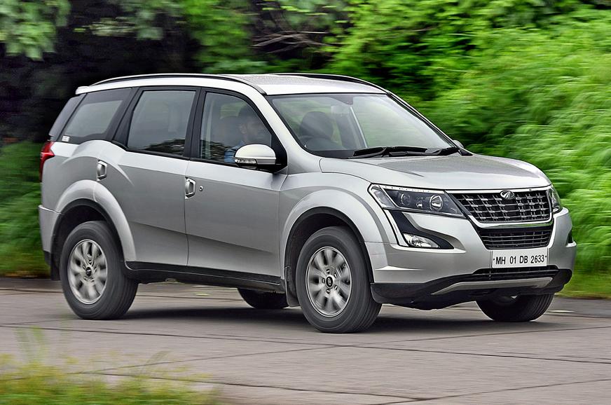 2018 Mahindra XUV500 petrol-automatic review, test drive ...