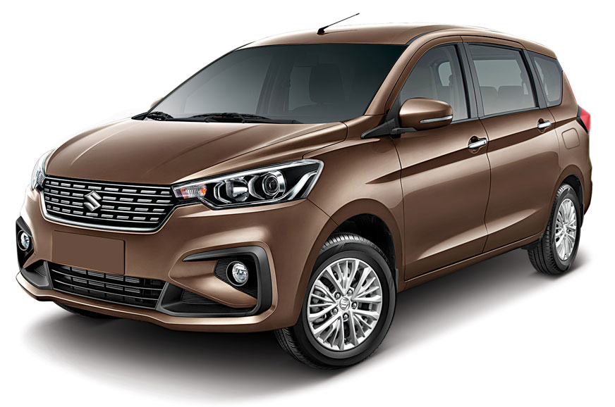 New Maruti Suzuki Ertiga: A Close Look
