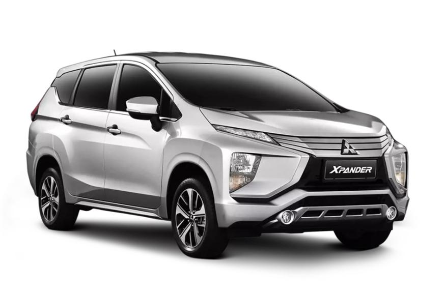 Mitsubishi Xpander MPV Slated For India Launch