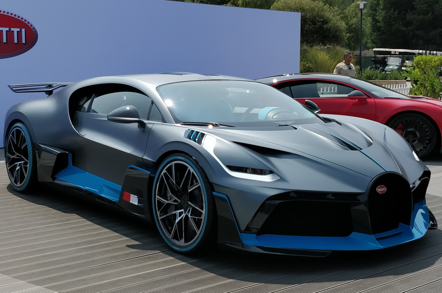 Bugatti Divo Unveiled Autocar India