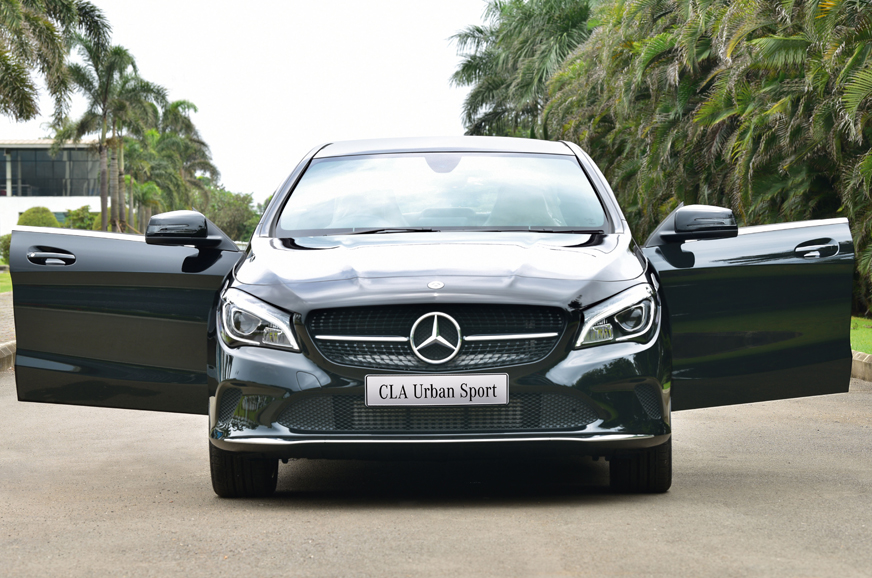 Mercedes-Benz CLA 200 Urban Sport launched at Rs 35.99 lakh