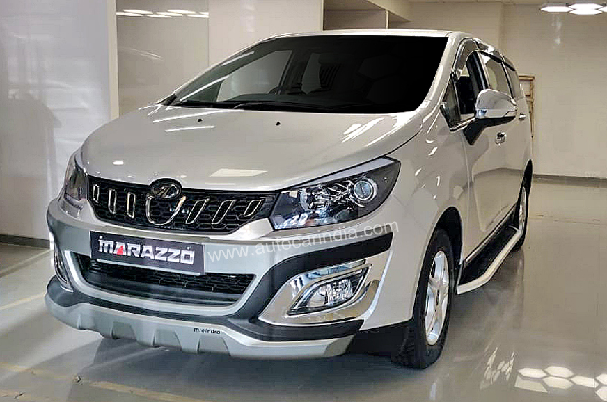 Best Mpv Car In India >> 2018 Mahindra Marazzo: Which variant should you buy? - Autocar India