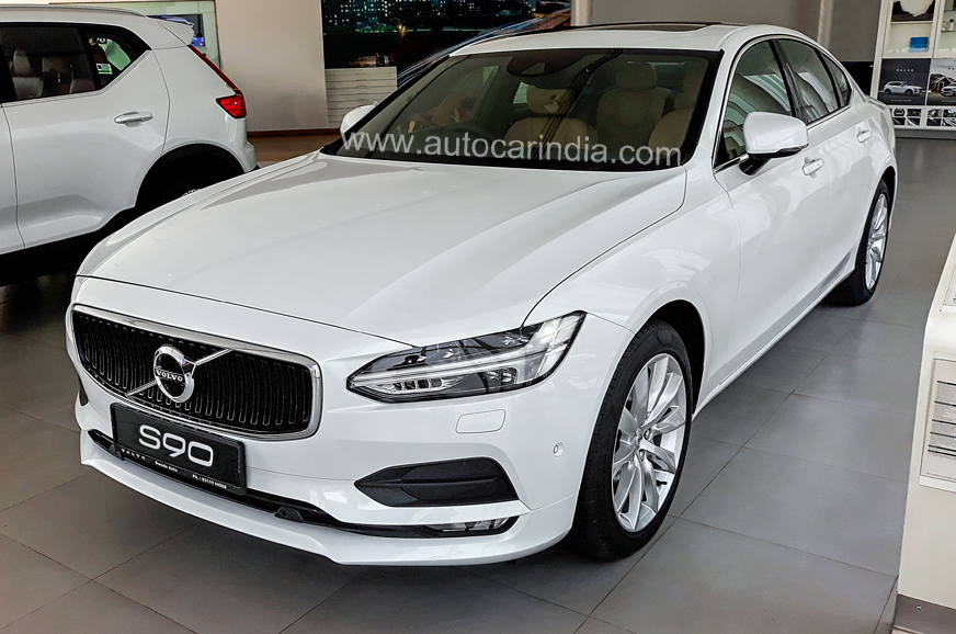 Volvo S90 range now starts from Rs 51.90 lakh - Autocar India