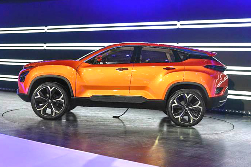 Tata clarifies Harrier bookings not open yet - Autocar India