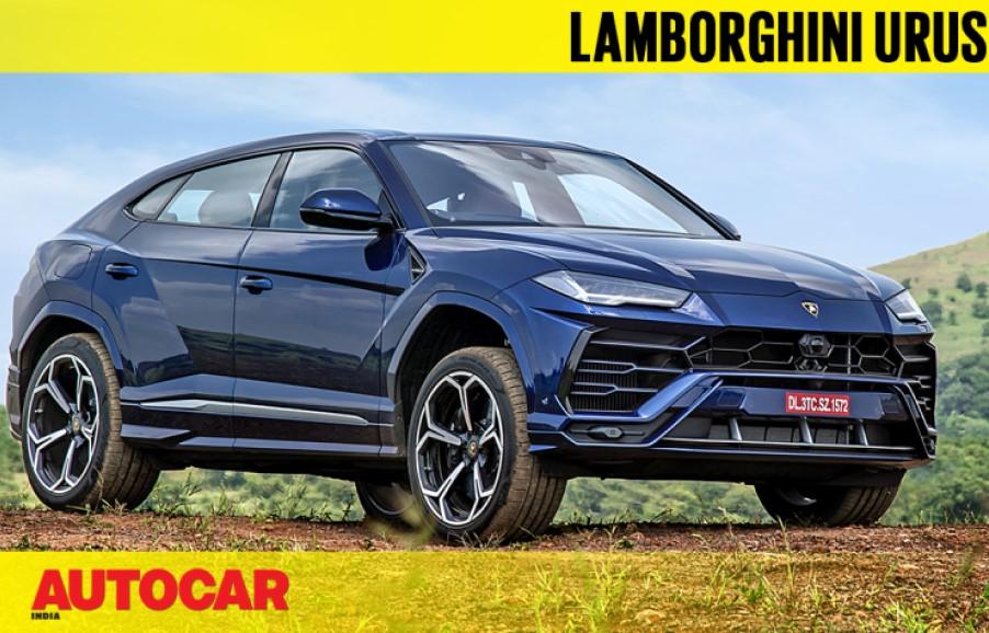 2018 Lamborghini Urus India Video Review Autocar India