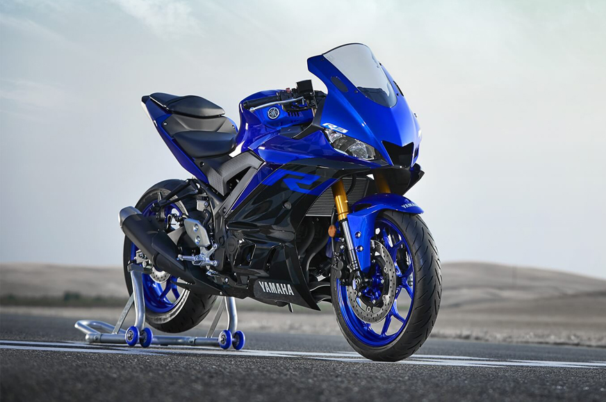 2019 yamaha yzf r3 unveiled autocar india. Black Bedroom Furniture Sets. Home Design Ideas