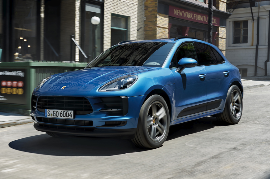 Porsche Macan Facelift India Launch In February 2019 Autocar India
