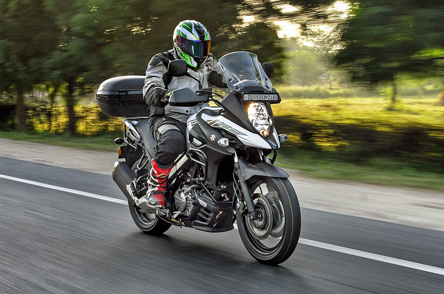 2019 Suzuki V-Strom 650 XT ABS Launched in India at Rs 7
